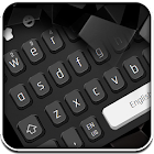 Black White Keyboard icon