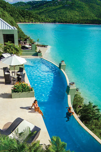 Your own personal paradise on St. Thomas, U.S. Virgin Islands.
