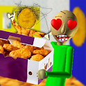 Scary Nuggs Teacher Loves Chicken Nuggets Like Mod icon