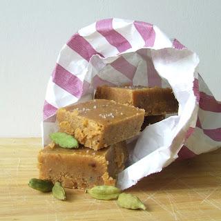 Salted Cardamon Fudge