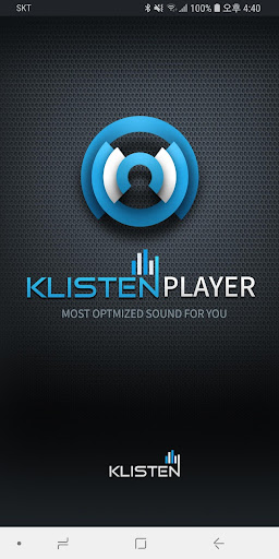 KlistenPlayer 1.0.7 screenshots 1