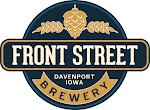 Logo for Front Street Brewery Taproom