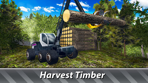 Timber Harvester Simulator  screenshots 10