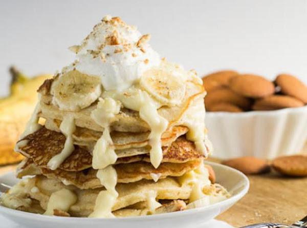 Banana Pudding Pancakes Recipe