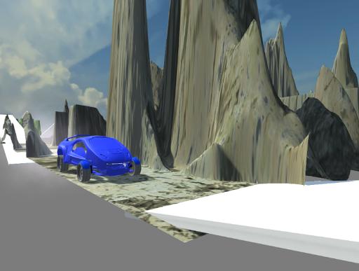 Hill Edge Racing 3D  screenshots 2