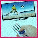 Smart tv Remote control tele icon