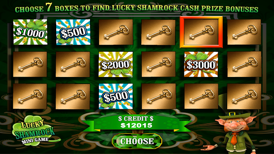 Crock O'Gold Rainbow Slots- screenshot thumbnail