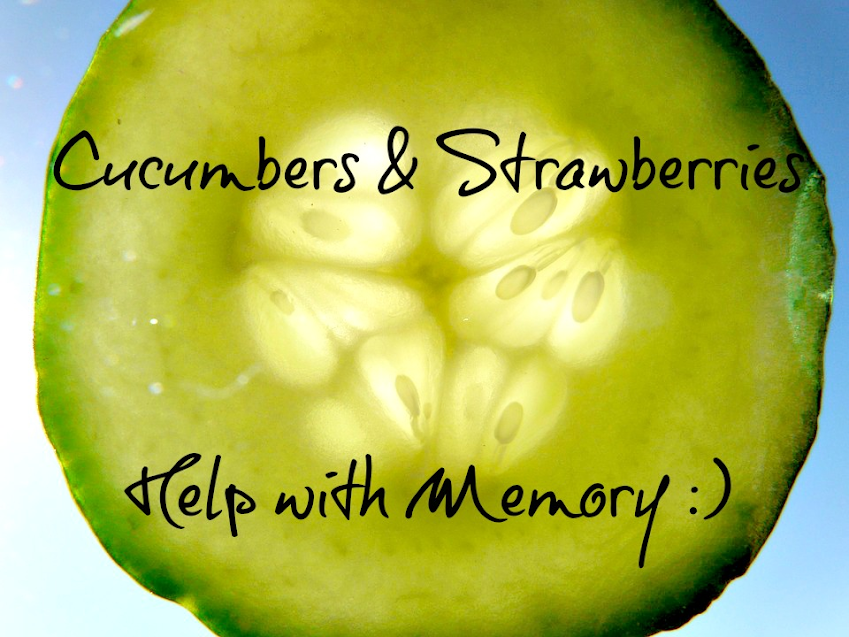 Powerful Nutrient In Cucumbers Prevents Memory Loss