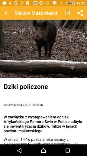 Mazowieckie Media  screenshots 3