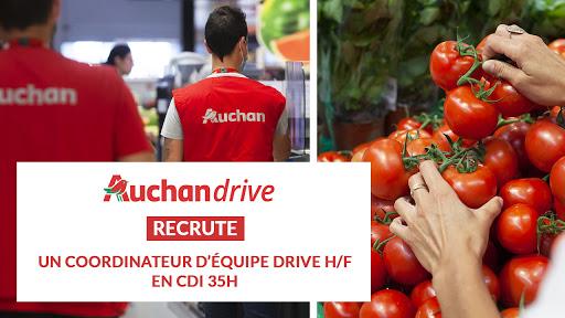 Auchan Drive recrute  Recrute