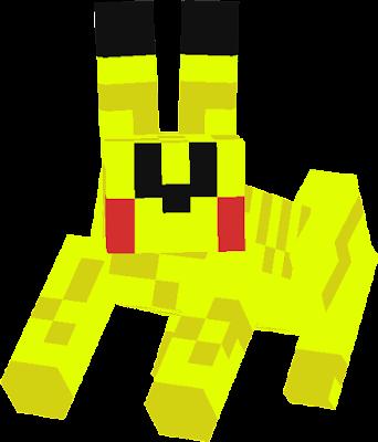pikachu | Nova Skin