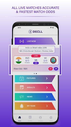 Diamond Exchange Cricket Live Line  screenshots 1