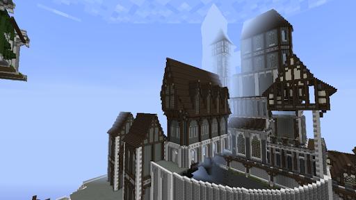 Amazing City Castle Minecraft