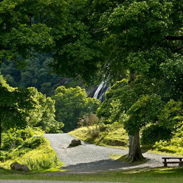Photo: Powerscourt Waterfall,Enniskerry, Co. Wicklow