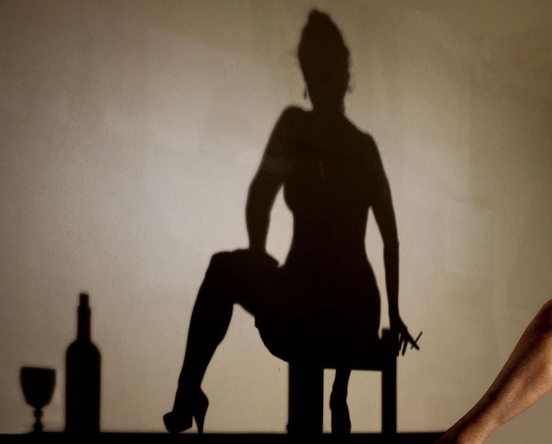 Donna in ombra? di Diana Cimino Cocco