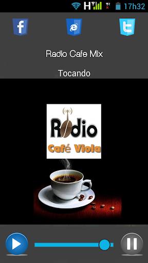 Rádio Café Mix - Sertanejo