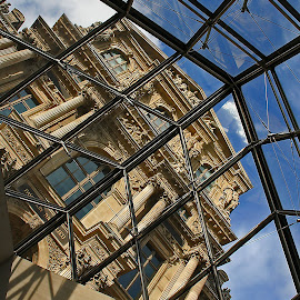 Through the windows by Wilson Beckett - Buildings & Architecture Public & Historical (  )