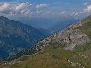 Photo: Zicht vanaf de Edelweißspitze richting Zell am See.