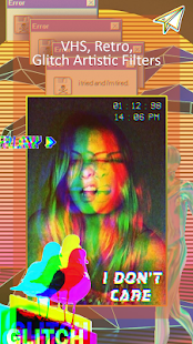 Download Vaporwave Aesthetic Editor - Trippy Effects APK