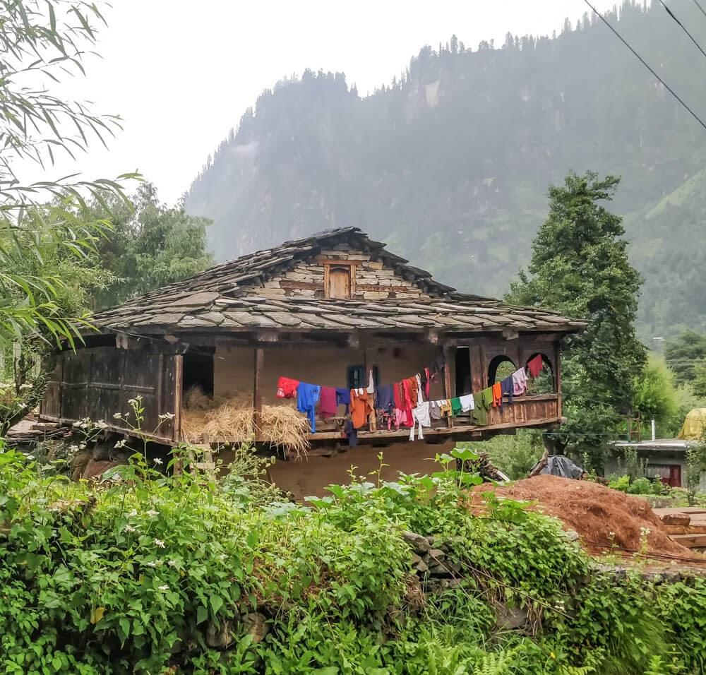 village+kullu+manali old manali visit in manali itinerary area himachal pradesh india