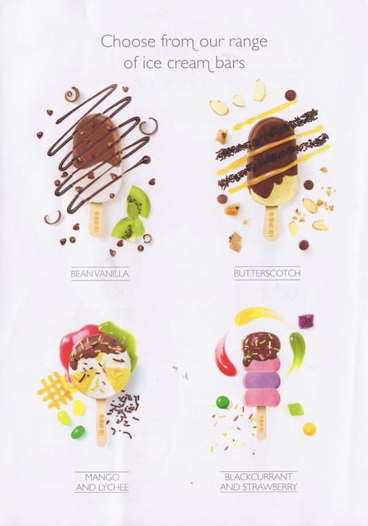 Ibaco menu 5