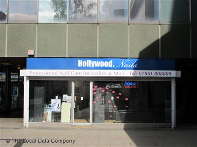 hollywood nails centre