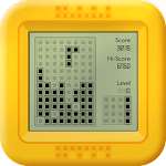 Brick Retro Game Icon