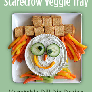 Vegetable Dill Dip.