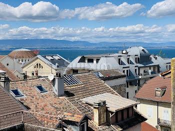 duplex à Evian-les-Bains (74)
