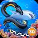 Sea Serpent Monster Snake Sim Icon