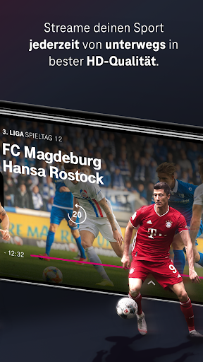 MagentaSport  screenshots 2