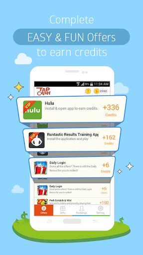 Tap Cash Rewards - Make Money screenshot 2