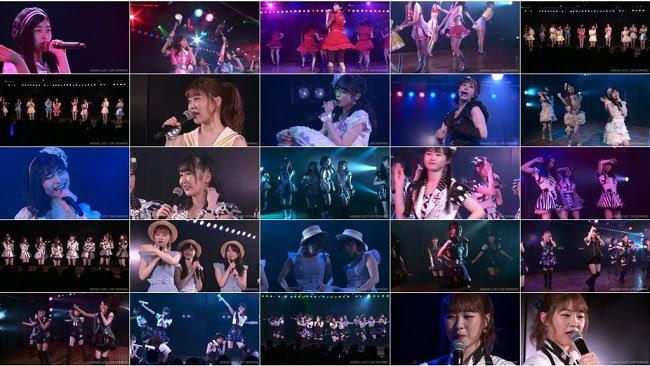 190522 (720p) AKB48 岩立チームB「シアターの女神」公演 中西智代梨 生誕祭