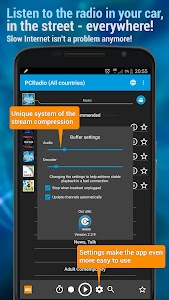 Radio Online - PCRADIO v2.4.1 build 66 [Premium]
