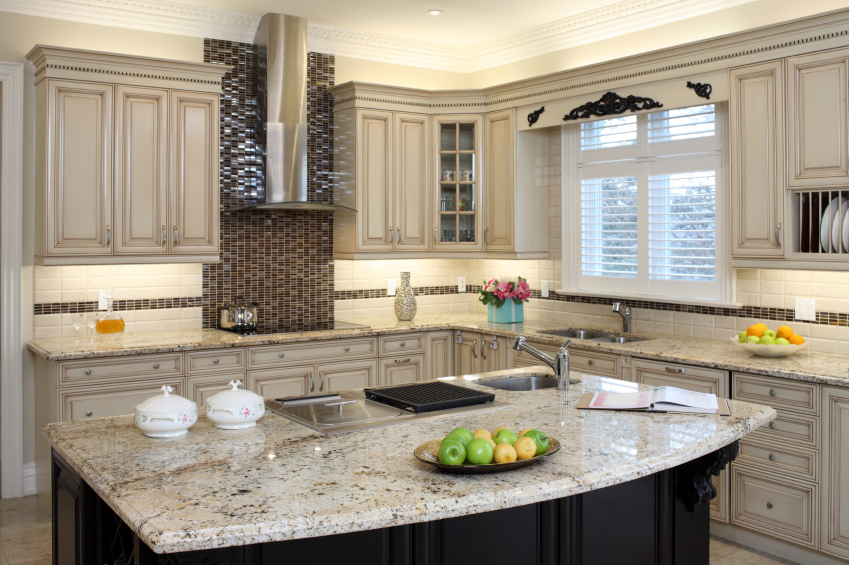 countertop selections