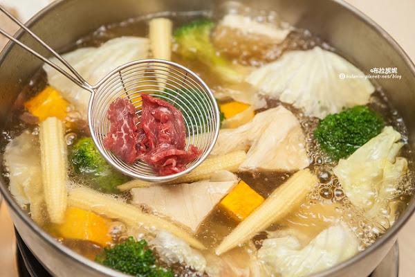 台南溫體牛涮涮鍋