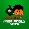 Free Robux Knife icon
