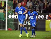 Stallone Limbombe peut rejoindre Ankaragücu mais a également des options belges