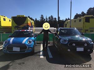 MINI Crossoverのカスタム事例画像 マツさんの2020年02月02日13:34の投稿