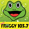 FROGGY 103.7 icon