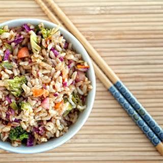 Veggie Fried Rice.