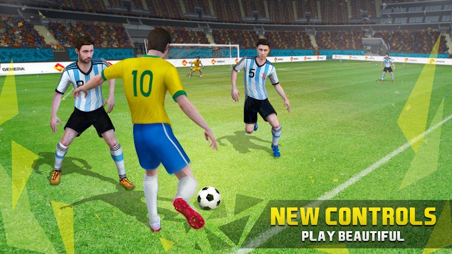 Soccer Star 2016 World Legend - screenshot
