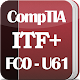 CompTIA ITF+ Certification: FC0-U61 Exam Dumps Download for PC Windows 10/8/7