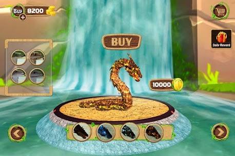 Simulador furioso de cobras 1.0 Apk Mod [DINHEIRO INFINITO] 6