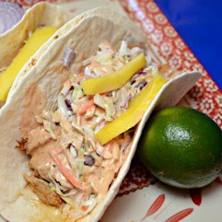 Pork Tacos - Easy Slow Cooker Pulled Pork.