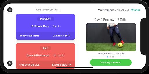 DribbleUp Soccer 5.47 Screenshots 1