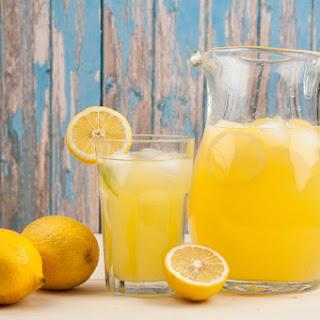 Classic Lemonade Recipe