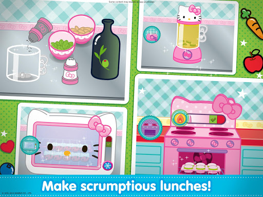 Hello Kitty Lunchbox 1.12 screenshots 7