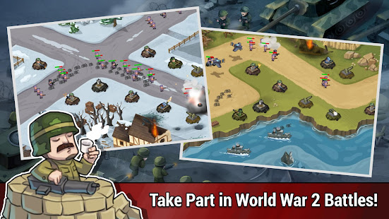 Download World War II Defense For PC Windows and Mac apk screenshot 2