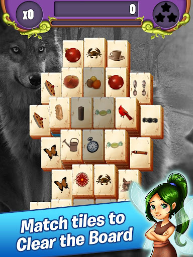 ud83cudc04Hidden Mahjong: Wolves 1.0.43 screenshots 5